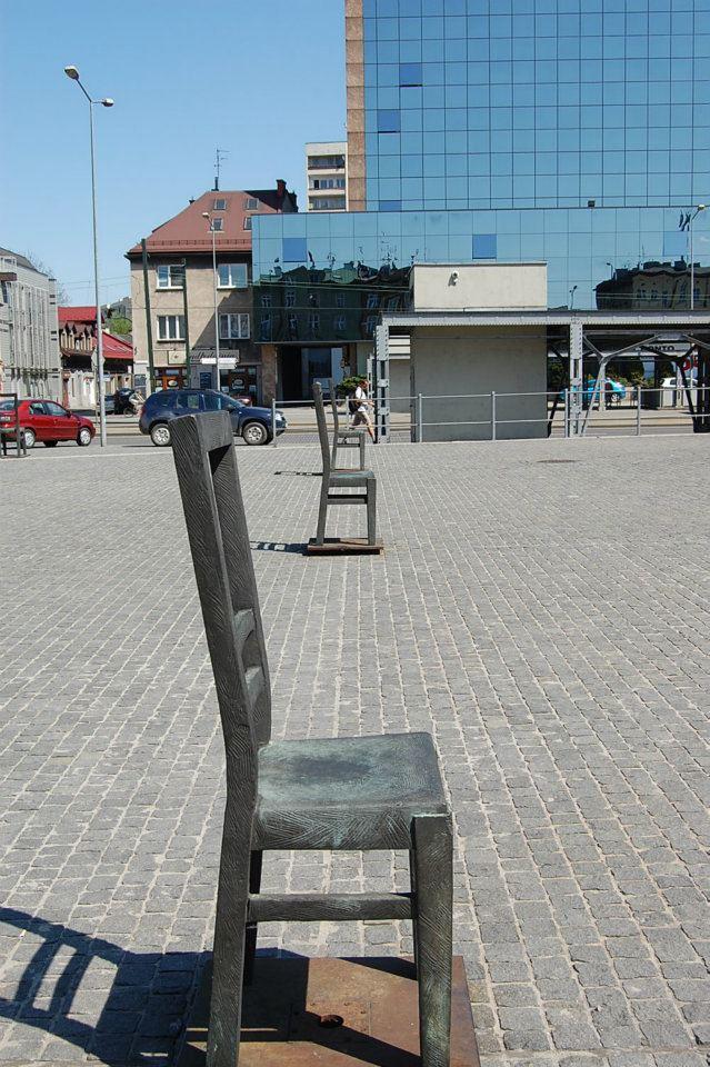 Denkmal am Plac Bohaterów