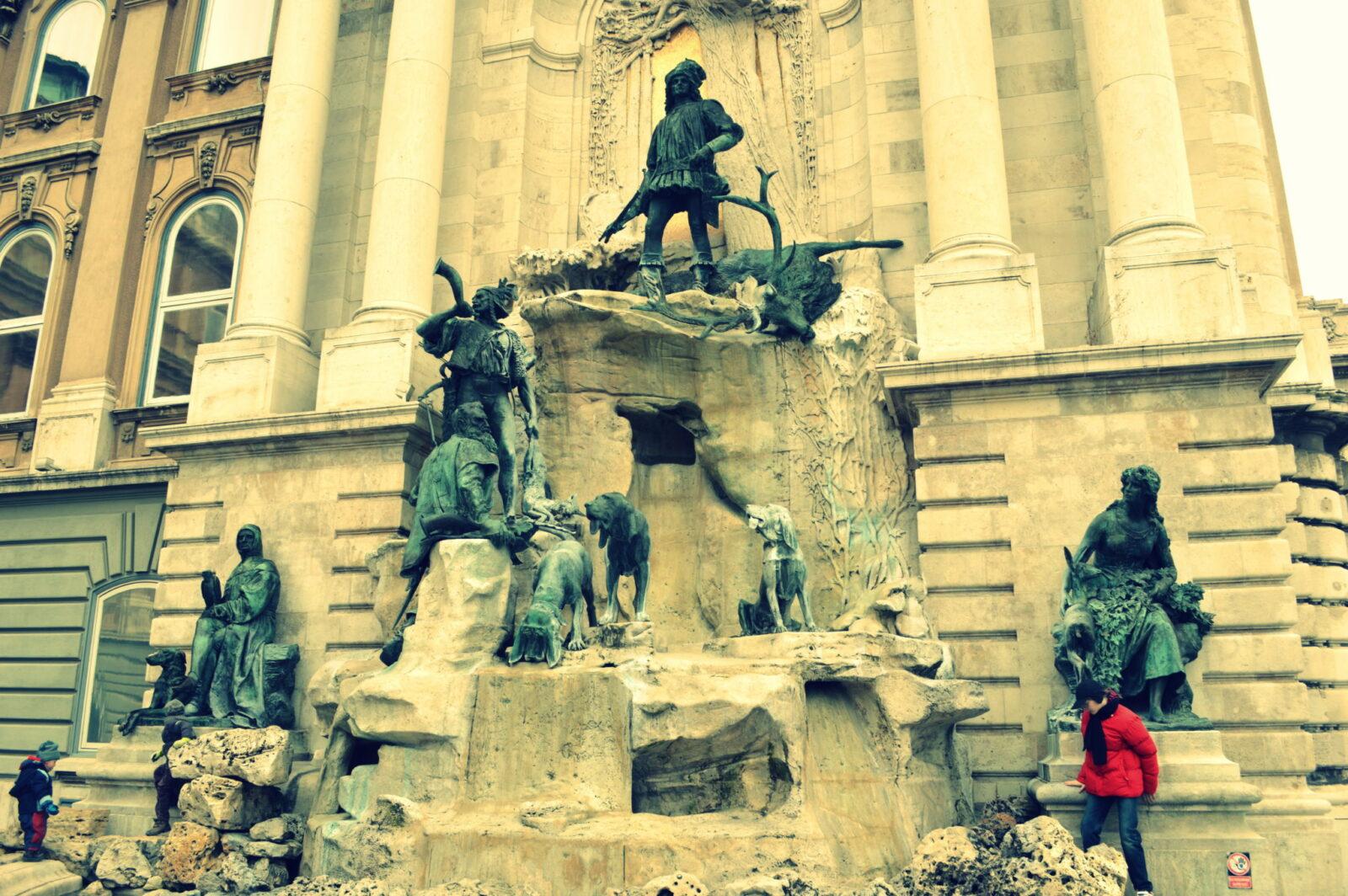 Der Matthiasbrunnen