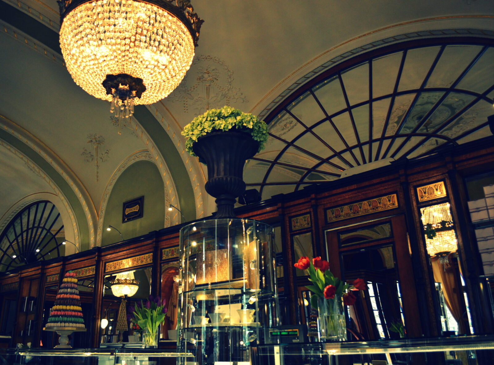 Kaffeehaus Gibeaud