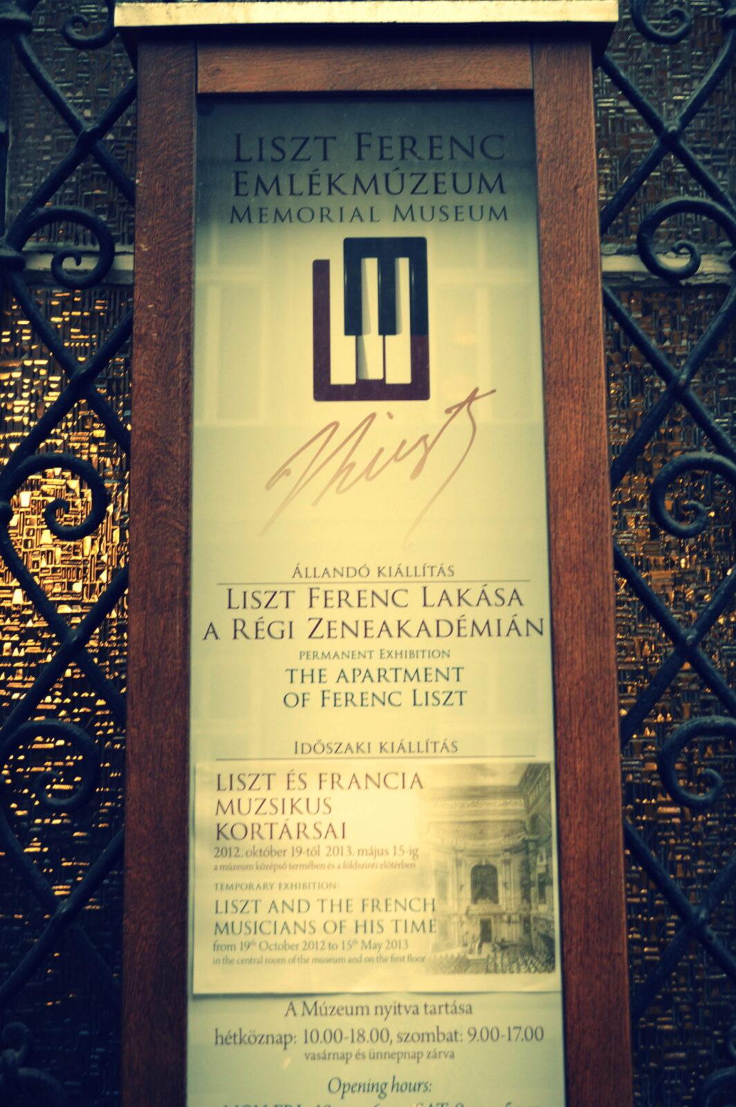 Liszt-Museum
