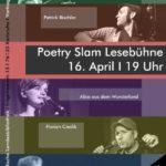 """Heimat: """"Poetry Slam Lesebühne"""""""