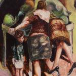 """Heimat: """"Ausstellung von Alex Feuerstein bei Luis Leu"""""""