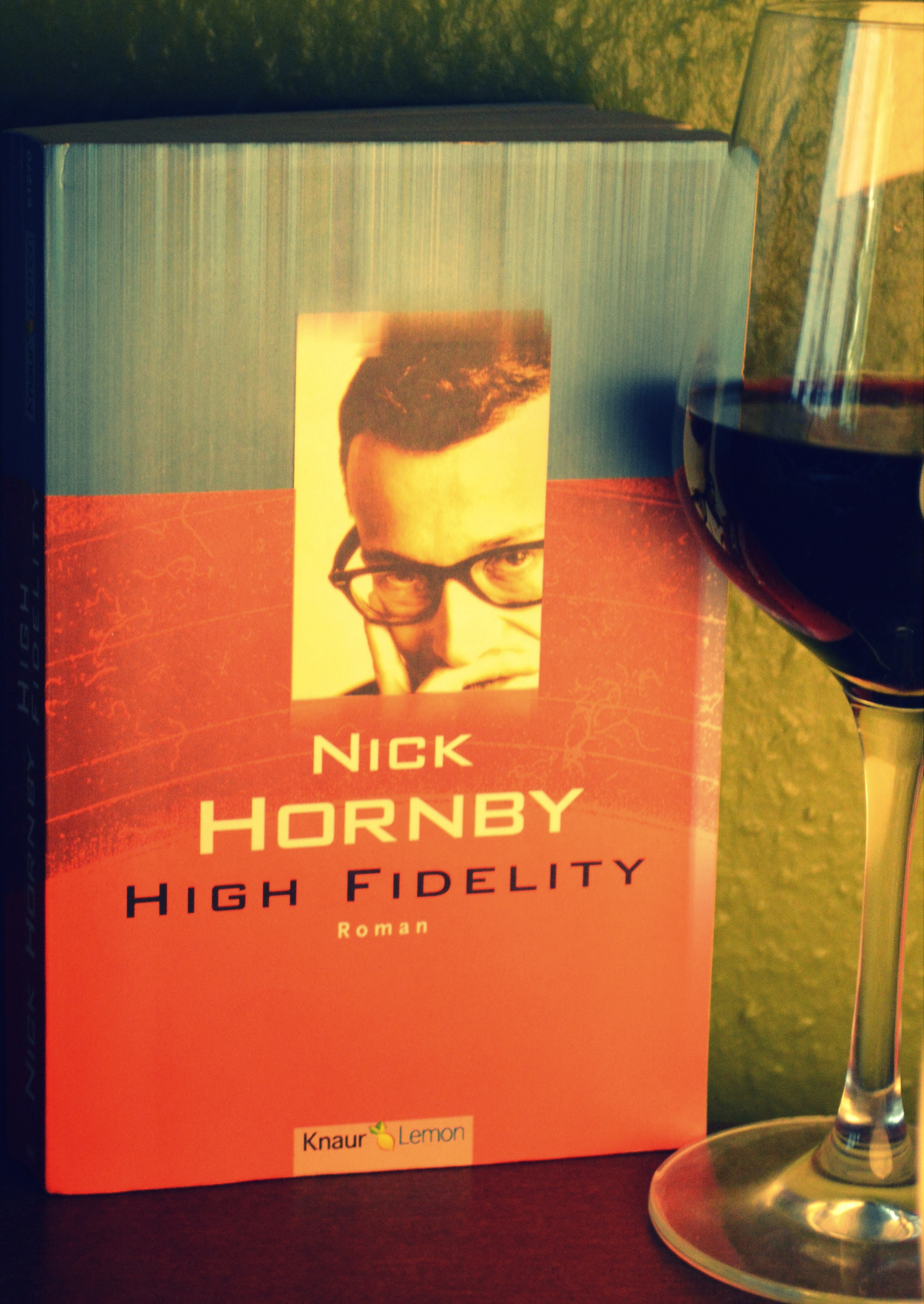 high fidelity nick hornby High fidelity by nick hornby available in trade paperback on powellscom, also read synopsis and reviews from the bestselling author of funny girl, about a boy, and.