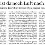 """Melodien: """"Ein Abend mit Nicolas Sturm und Yasmine Tourist"""""""