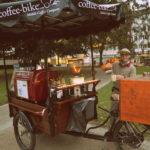 """Heimat: """"Ein Tee bei Coffee-Biker Stefan Kienler"""""""