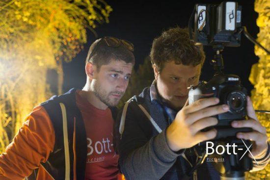 Das sind Benjamin (links) und Robert