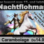 """Heimat: """"Der letzte Nachtflohmarkt im Carambo"""""""