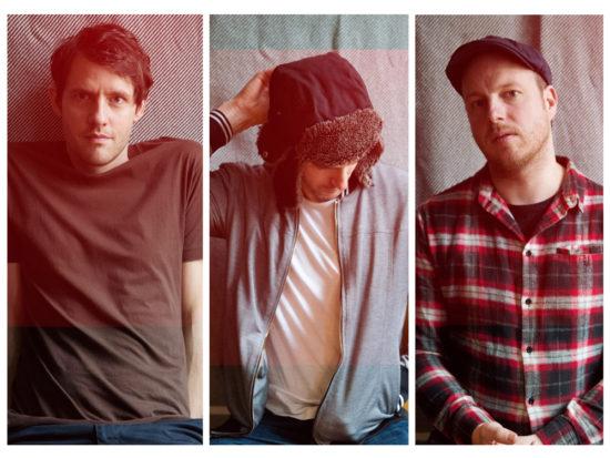 Das sind Ruben, Ben und Lars (von links).