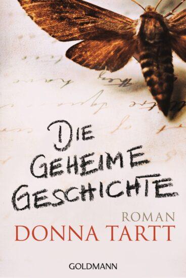 Die geheime Geschichte von Donna Tartt