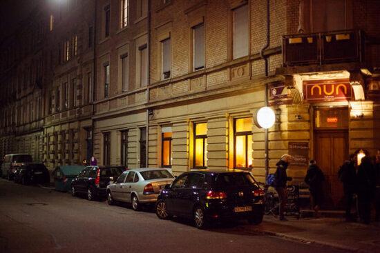 Heimat Ein Abend Im Café Nun