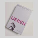 """Karl Ove Knausgård: """"Lieben"""""""