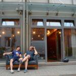 """Heimat: """"Ein Abend mit Tim und Michi in der ,Bar Luka'"""""""
