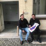 """Heimat: """"Ein Nachmittag mit Malte & Fred in der Dampfßchreinerei"""""""