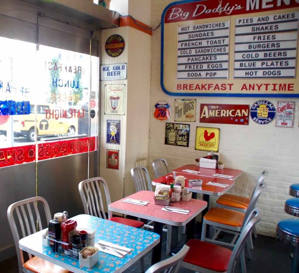 Big Daddys Diner NYC