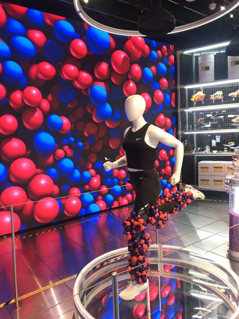 Nike Store NYC