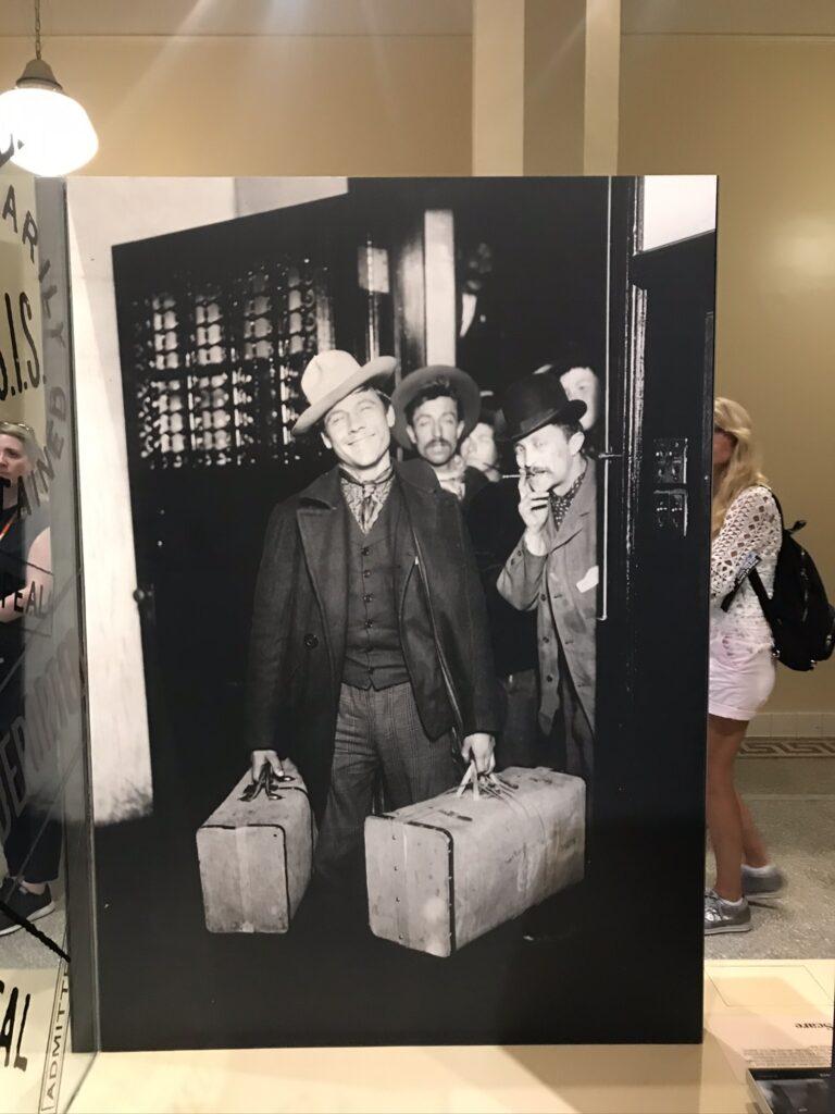 Ellis Island Museum of Immigration