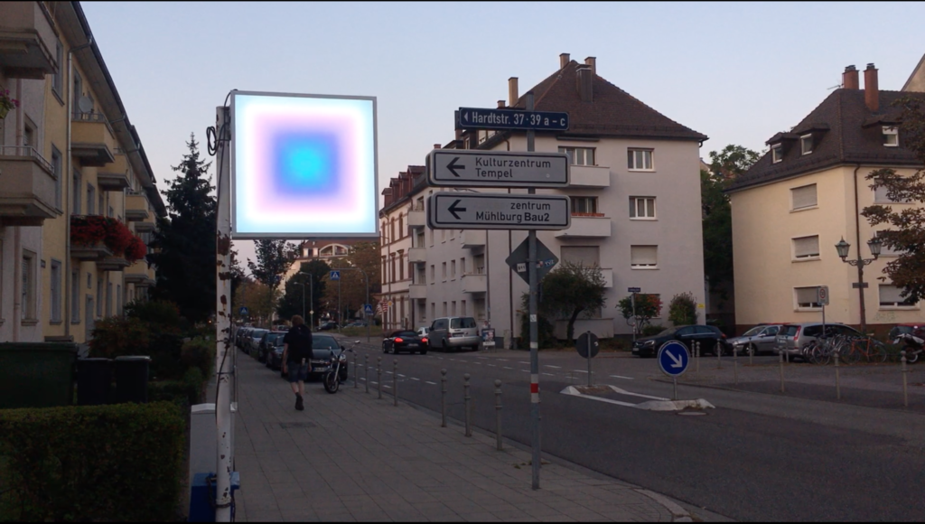 light_Sign_hardtstraße I Betty Rieckmann