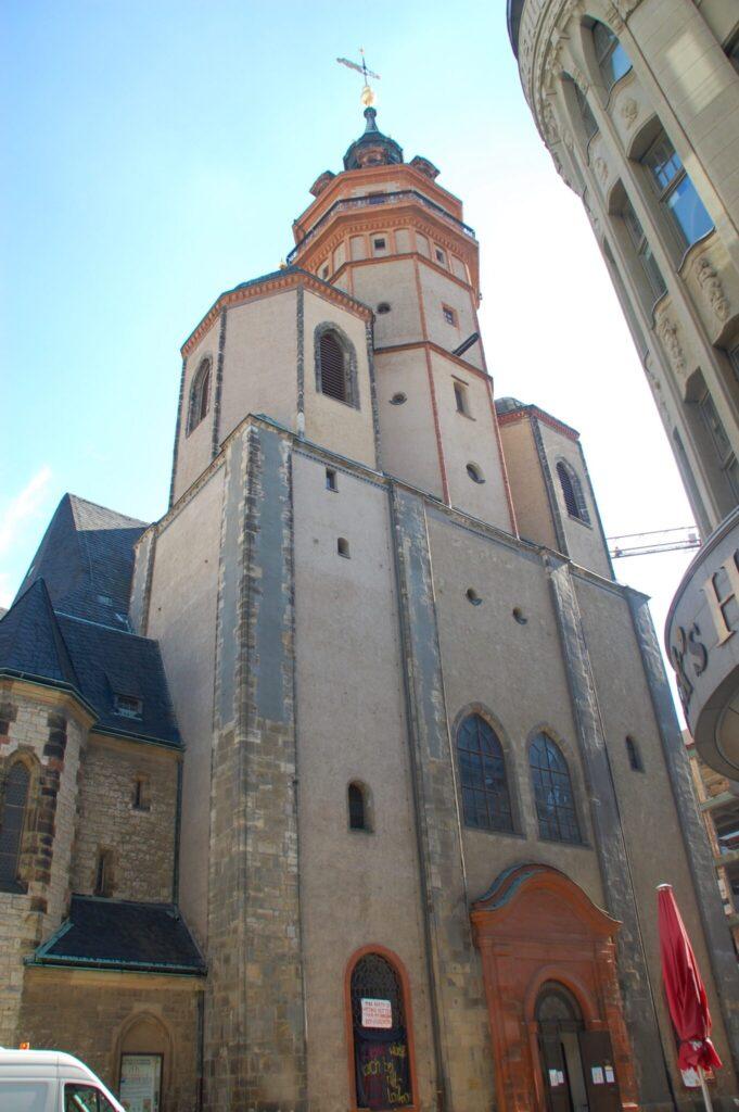 Sightseeing Altstadt Leipzig