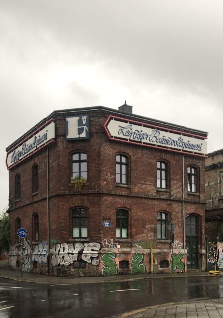 Alte Spinnerei Leipzig