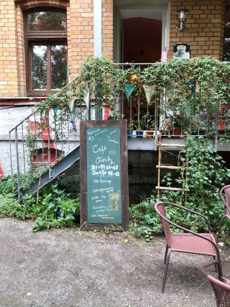 Cafe Oink Leipzig